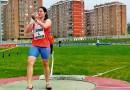 Nazaret Viesca, mejor atleta de Asturias 2012