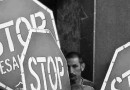 Laviana dice STOP a los Desahucios