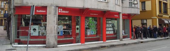 Tiendas de electrodomsticos en Asturias provincia
