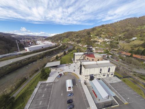 San Martín solicita puntos de recarga eléctrica para el MUMI, el Pozo Sotón y el Museo 3D