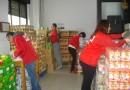 La ayuda de Cruz Roja no cesa