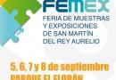 Cuatro días de ocio y diversión animarán las compras en la 24 FEMEX de San Martín del Rey Aurelio