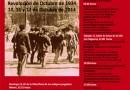 Jornadas conmemorativas del 80º aniversario de la revolución de octubre de 1934 y VI Encuentros Estatales de la Fundación Andreu Nin