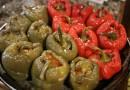 Blimea celebra las fiestas gastronómicas de los Pimientos Rellenos del 3 al 9 diciembre