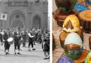 Fiestas de Pascua y Huevos Pintos