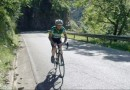 Héctor Moro completa con éxito la Re-Vuelta solidaria