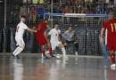 Langreo disfruta con las Selección Española de Fútbol Sala