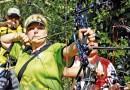 Pilar Barbón, campeona nacional de tiro con arco, rumbo al Mundial