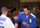 David Fernández, un langreano en la élite mundial de judo