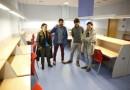 Langreo abre un centro de estudios 24 horas al día, todo el año