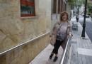 Hidegart Blanco, presidenta de la Sociedá Cultural y de Fiestes L´Entregu