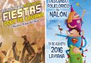 Fiestas de Pola de Laviana y Descenso Folklórico del Nalón