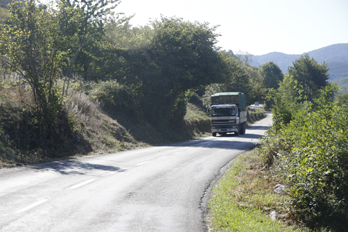 Carretera de Tarna