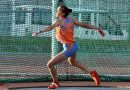 Clara García, campeona de Asturias de atletismo en combinadas juvenil