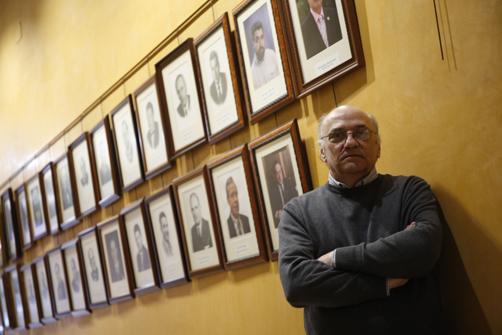 Julio Cepedal, nuevo presidente de Festejos San Pedro de La Felguera