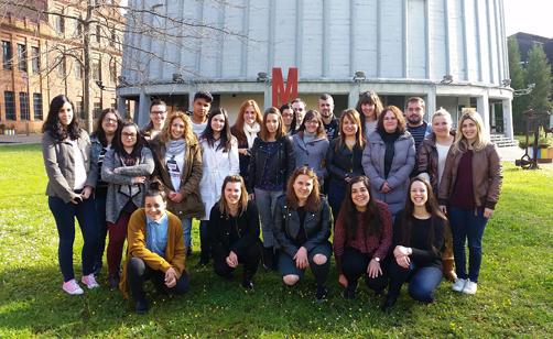 Participantes en la Lanzaderas de Empleo de Langreo en 2016