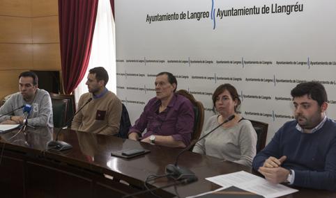 Reunión del Consejo de Desarrollo de Langreo