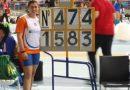 Inés Álvarez récord de España juvenil en lanzamiento de peso