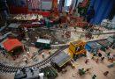 Nueva exposición de Playmobil, en El Trabanquín