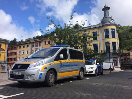 Nuevo vehículo de la Policía Local de San Martín con el que se realizarán los controles de alcoholemia y velocidad