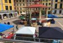 Sotrondio acoge un mercado de artesanía el primer sábado de cada mes a partir del 1 de julio