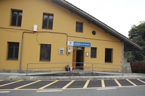 Consultorio médico de Rioseco (Sobrescobio)