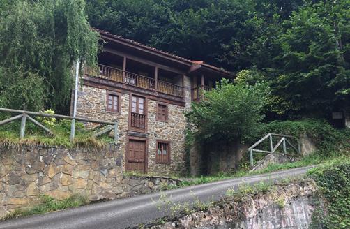 Centro rural Casa Filomena, en el valle de Santa Bárbara