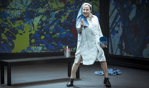 Carmen Machi será uno de los atractivos de las XLIV Jornadas de Teatro de Langreo.