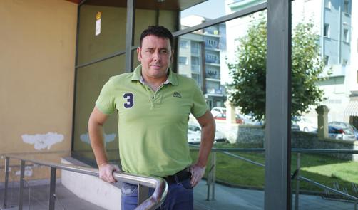 Julio García será el próximo regidor de Laviana cuando Barbón dimita del cargo.