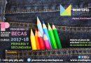 El Plan Social del Montepío inicia curso 2017/18 con las becas para Primaria y Secundaria
