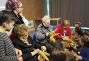 La Residencia de Mayores y el Colegio de Felechosa ponen en marcha Vivencias