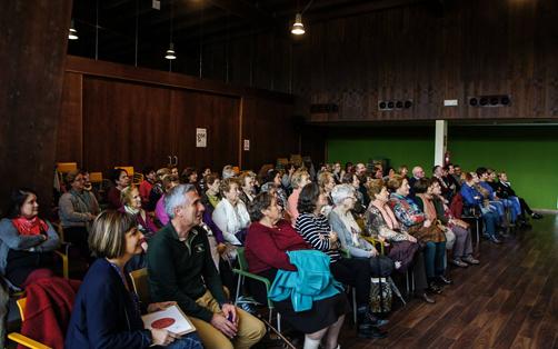 Encuentro de mujeres de Redes celebrado en Sobrescobio.