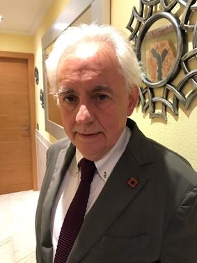 Don Manuel Amadeo Fernández Barrial. Pimiento de Oro de esta edición