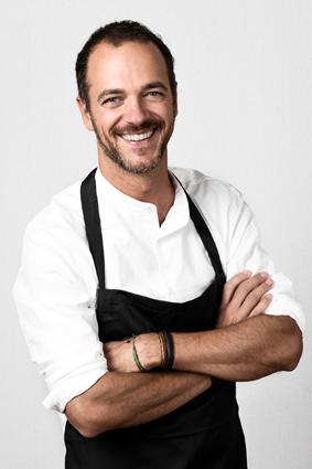 El cocinero Pedro Martino será el pregonero de las jornadas.