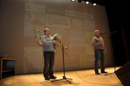Una actuación durante el Concurso de Canción Asturiana de San Martín el pasado año.