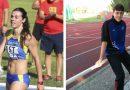 Bárbara Camblor y Alejandro Álvarez clasificados para el Campeonato de España de atletismo