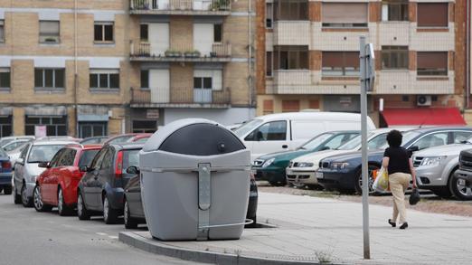 Modelo de contenedor que se instalará en San Martín.
