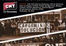 Los trabajadores de Capgemini se movilizan