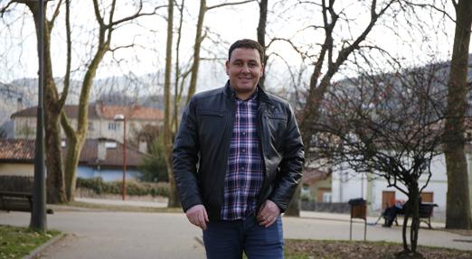 alcalde de laviana 23/1/2018 foto: Juan Carlos Román
