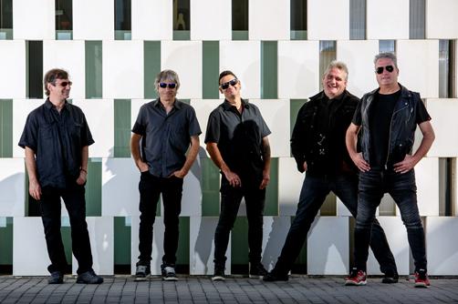 Grupo Reincidentes, que tocara en FICAL del sábado 7.