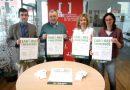 Los alimentos elaborados en Samartín, hilo conductor de la nueva campaña del comercio
