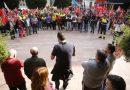 Los sindicatos langreanos piden negociar