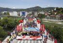 20.000 personas salen a reivindicar el Primero de mayo