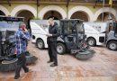 Langreo invertirá durante esta legislatura más de dos millones de euros en maquinaria