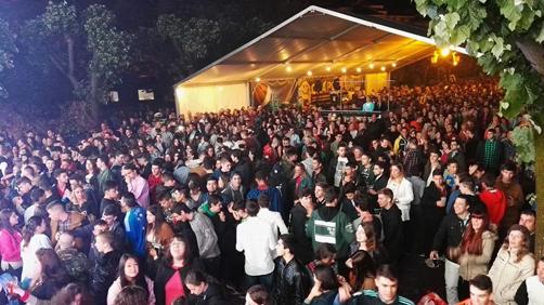 El parque de La Laguna volverá a acoger las populares fiestas de El Entrego.