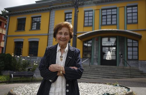 Ángeles Flórez Peón 'Maricuela'.