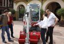 Langreo apuesta por invertir en maquinaria