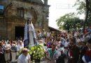 Los romeros se preparan para visitar a la Virgen del Carbayu