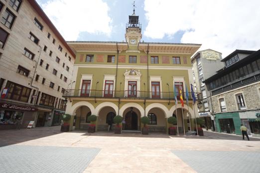 El Ayuntamiento de Langreo abre un mes de plazo para solicitar el IBI social del año 2020