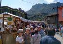 Caso recibió a 10.000 personas en la celebración del día de Asturias
